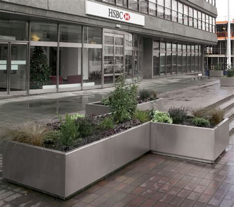 Stainless Steel Planters Uk stainless steel planters cachepot