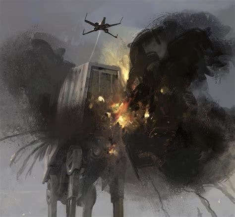 the art of rogue rogue one a star wars story concept art by matt allsopp concept art world
