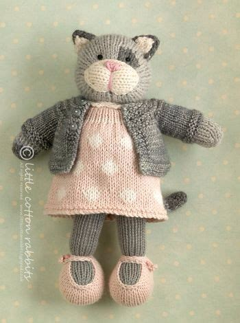 embroider on knitted toys 960 best knitting toys images on knitting