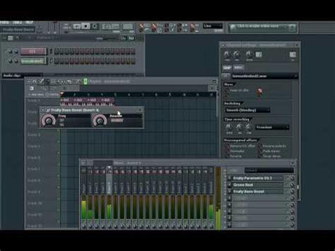 tutorial fl studio hip hop beat fl studio tutorial altering a loop bassline no cutting