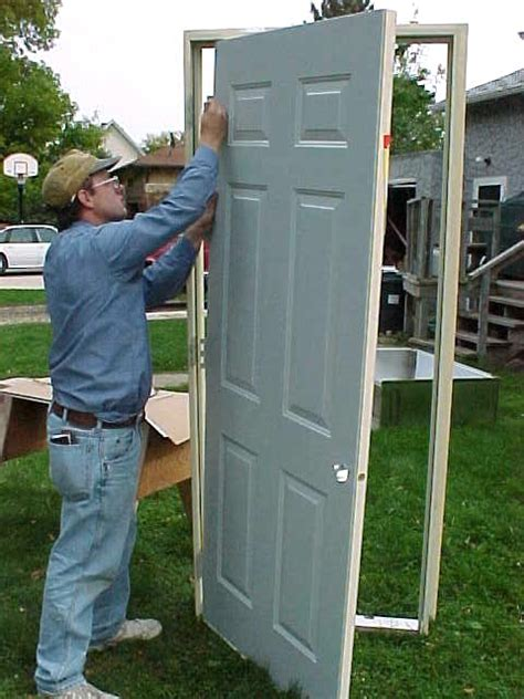 Mobile Home Exterior Doors Custom Size Replacement From Exterior Door Frames For Sale