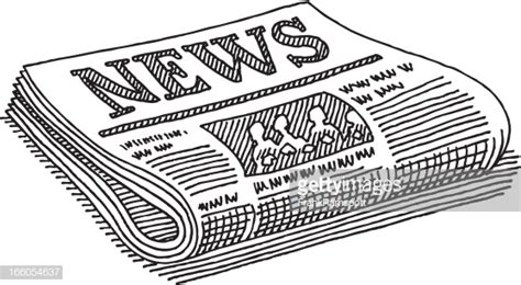 Newspaper Paper Print 183 Free Vector Graphic On Pixabay Newspaper Drawing Vector Getty Images