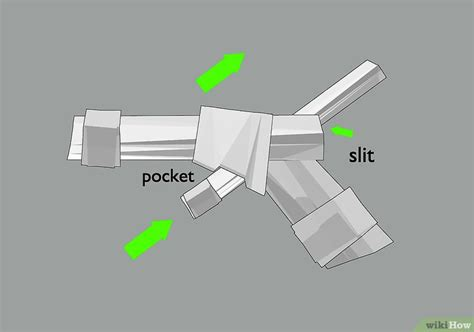 How To Make Paper Weapons Step By Step - come costruire una pistola di carta funzionante