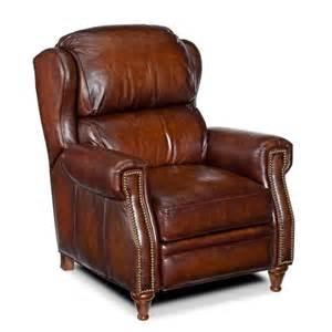 furniture seven seas leather recliner in sedona