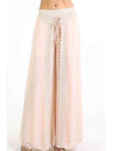 light pink palazzo pants pants wrap light pink bohemian pants palazzo pants