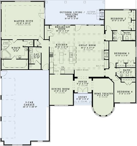 family home plans com familyhomeplans com plan number 82247 order code 00web