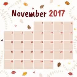 Calendar Of November Calendar November Vectors Photos And Psd Files Free