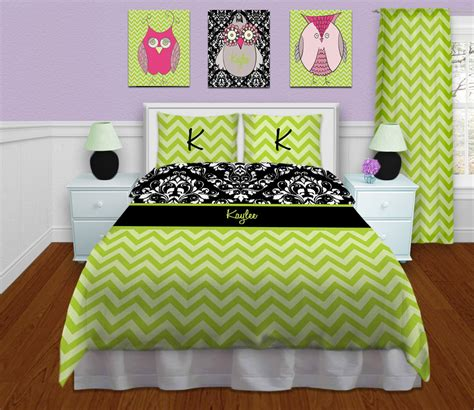 black and white damask pattern bedding modern green kids bedding damask black and white print