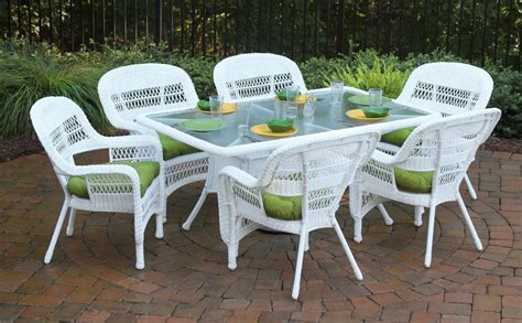 Cool Resin Wicker Patio Furniture For All Weather   HGNV.COM