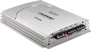 Power Blaupunkt Gta2100 2chanel blaupunkt lifier