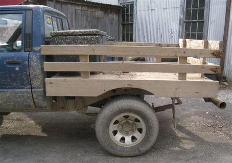 diy wood truck bed 1000 images about wooden truck bed on pinterest ford