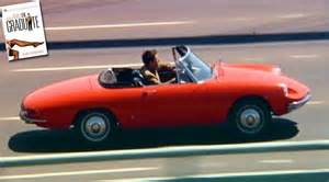 alfa spider the graduate by car magazine