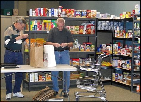 food shelf holy church and ministries