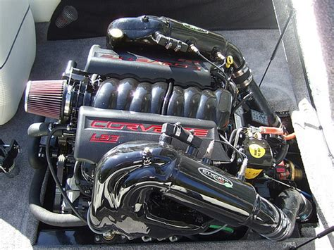 malibu boats engine new corvette ls3 engine from malibu flickr photo sharing