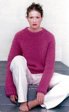 free knitting pattern raglan jumper knit the look mariska s van der zee s ez pullover
