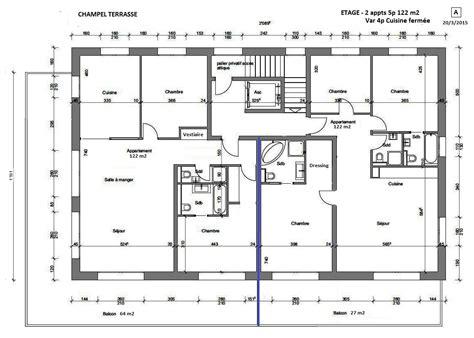 4 Room Flat Floor Plan appartement d exception centre ville gen 232 ve nessell