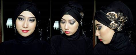 tutorial hijab turban paris segitiga tutorial hijab model turban yang elegan tips memilih