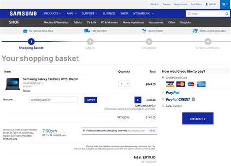 Samsung Promo Code Samsung Voucher Codes Discount Codes Get 20