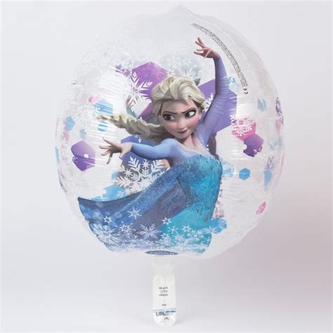 Sale Balon Foil Frozen Mirror 2 Side disney see through orbz balloon frozen gettingpersonal