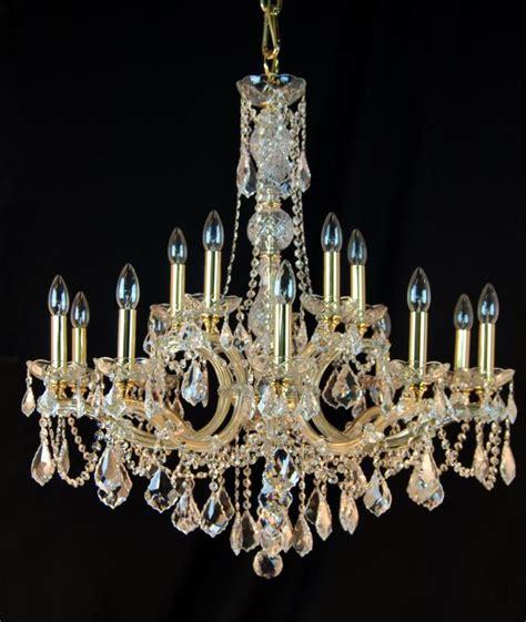 Kristallleuchter Modern by Traditionelle Kristallleuchter Gold Kronleuchter