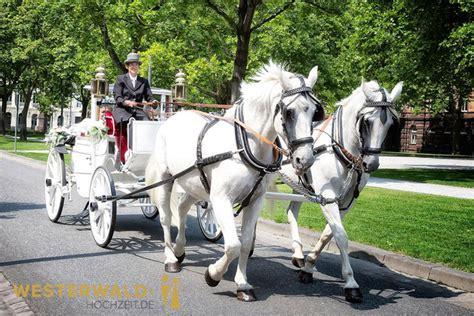 Kutsche Hochzeit by Hochzeitskutsche Nr 05 Westerwald Hochzeit
