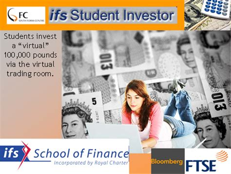 ifs investor challenge nulc sixth form centre 2013 ifs student investor