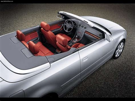 Audi A4 Cabriolet picture # 08 of 09, Interior, MY 2005, 1024x768