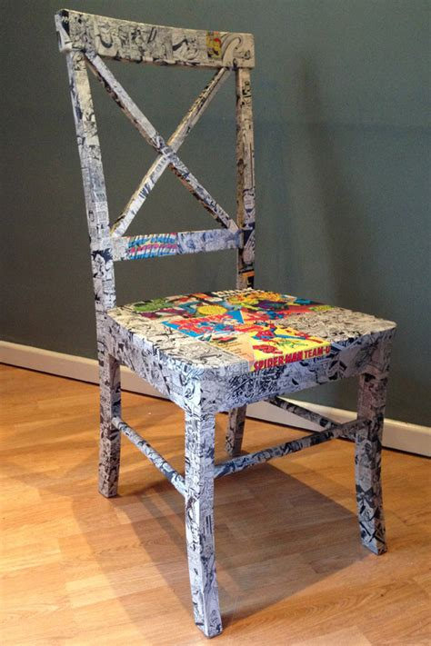 Decoupage A Chair - image gallery decoupage chairs