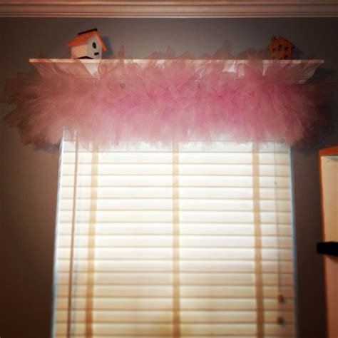 tutu valance easy tutu valance using these instructions http