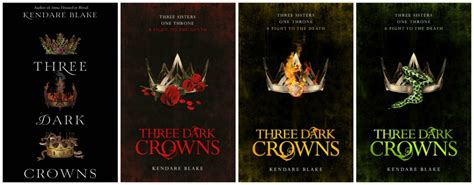 young three dark crowns series by kendare blake crushingcinders odd ramblings of an obsessed reader