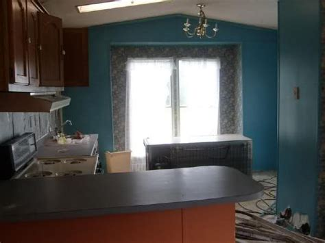 older model mobile home makeover before and after before before after pics of our mobile home