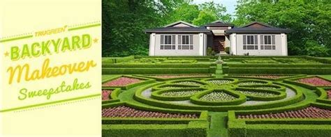 free backyard makeover contest trugreen com backyard makeover sweepstakes sweepstakesbible