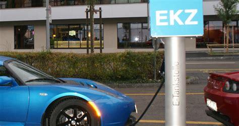 Tesla Motors Schweiz Auto Z 252 Rich Car Show 2009