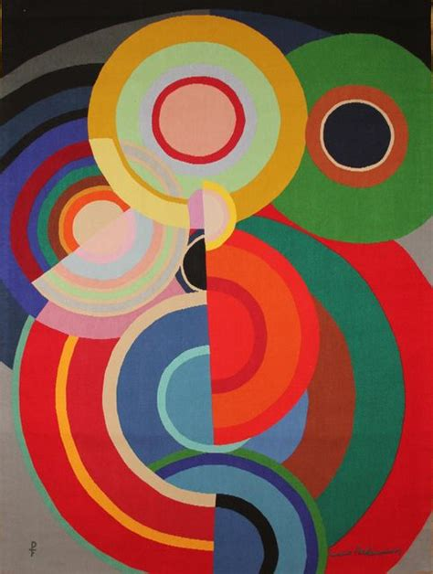 sonia delaunay spaightwood galleries sonia delaunay quot petite automne quot 1938 1971 jane kahan