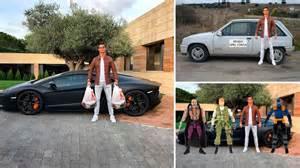 Cristiano Ronaldo Lamborghini Memes De Cristiano Ronaldo Y Su Lamborghini