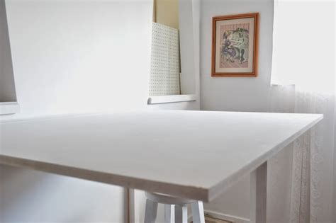 Fold Out Desk Diy Mellywood S Mansion Fold Out Craft Desk Diy For 30 Sewing Rooms Spaces Organisation