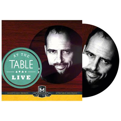 Penguin Live Lecture Daniel Garcia Dvd Magic Tutorial Sulap at the table live lecture greg wilson dvd