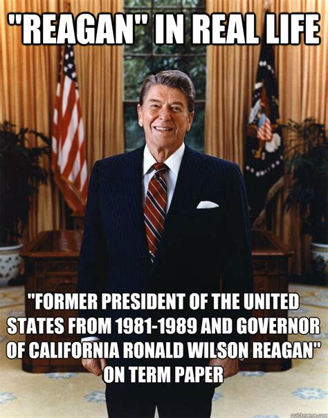 Reagan Meme - good guy reagan memes quickmeme