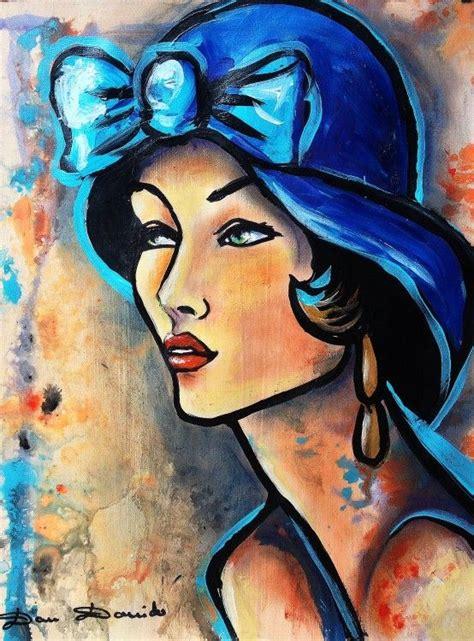 imagenes mujeres art deco les 25 meilleures id 233 es de la cat 233 gorie visage profil en