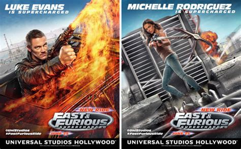 fast and furious 8 supercharged fast furious supercharged at universal studios hollywood