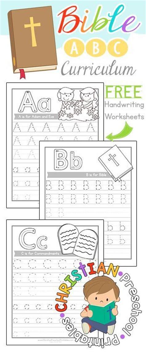 Christian Preschool Printables