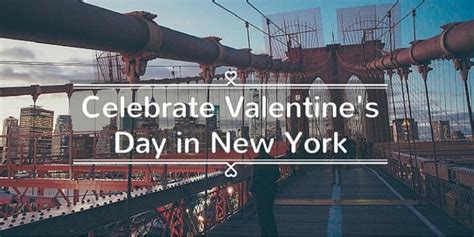 valentines day in new york spend a valentine s day in new york