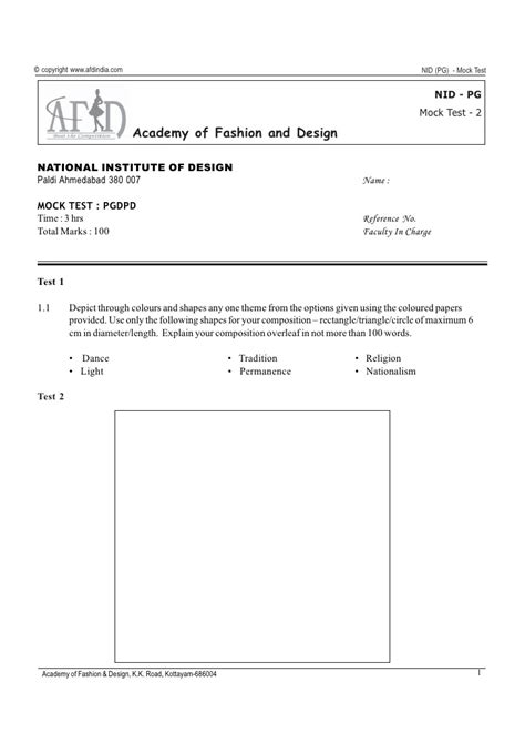 dosage form design question paper nid pg sle questions of the admission test