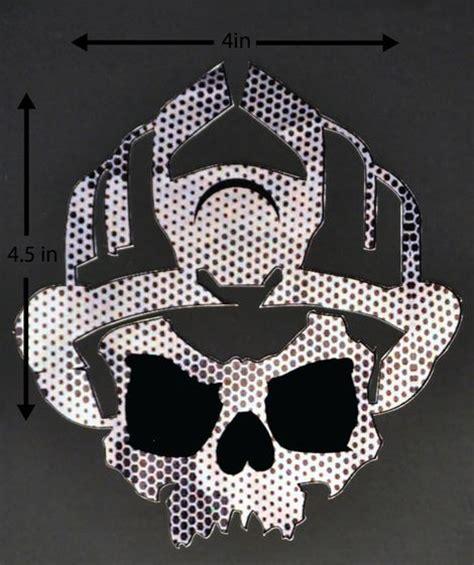 Aufkleber Auf Helm Anbringen by Black Helmet Accessoires