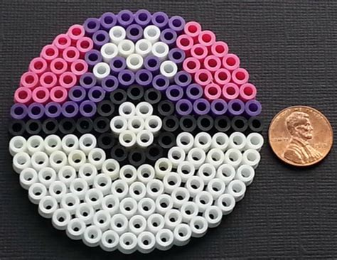 bead maste masterball perler bead favor