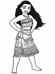 vaiana moana coloring pages 8 moana pinterest