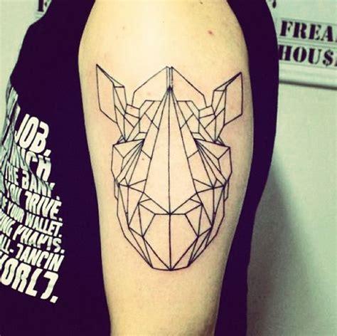 pink rhino tattoo rhino t a t t o o rhino
