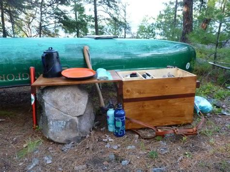Handmade Outdoor Gear - 38 best images about cing chuck boxes wanigans on