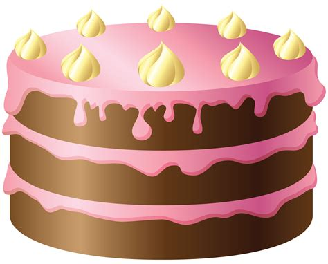 cake clipart birthday cake clip black clip birthday clipartix