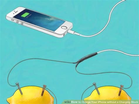4 ways to charge your iphone without a charging block